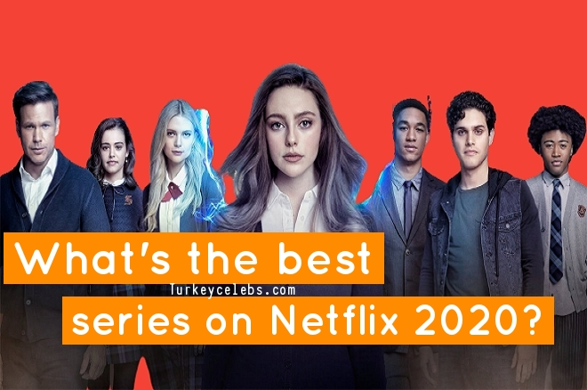 What's the best series on Netflix 2020?