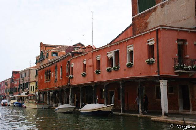 Alcuni begli edifici di Murano
