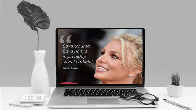 Britney Spears kenapa