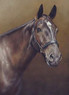 realismo-sorprendente-en-retratos-de-caballos pinturas-realistas-caballos