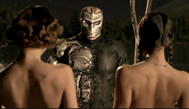 the one thing that Jason Voorhees hates more than camp counselors is nudity