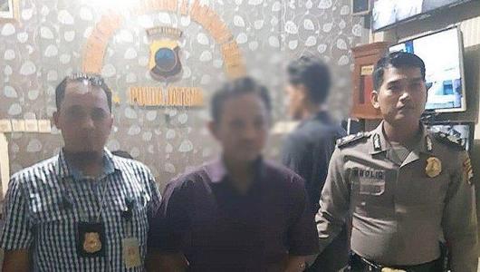 Fitnah Jokowi dan Keluarga di Facebook, Caleg DPR RI dari Gerindra Ditangkap Polda Jateng