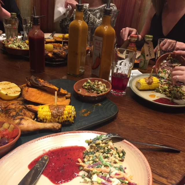 New Nandos review 2016