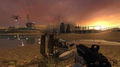 لعبة هاف لايف 2 للكمبيوتر من ميديا فاير