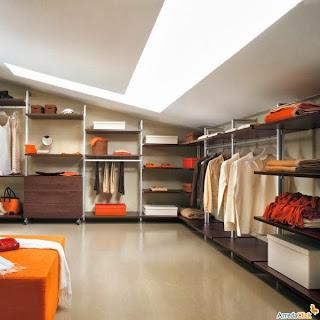 Diseño de vestidor