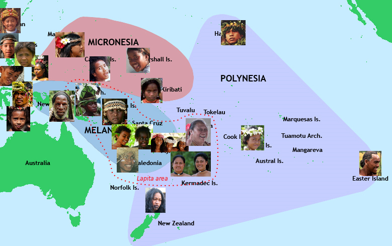 Some Native Americans Had Oceanic Ancestors  DNAeXplained