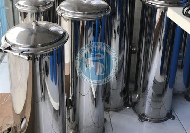 Housing Cartridge Filter 20 inch isi 7