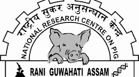 ICAR-National Research Centre on Pig, Rani, Guwahati
