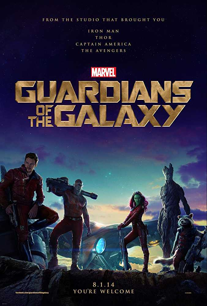 Guardians Of The Galaxy 2014 BRRip 720p Dual Audio