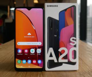 Ulasan Fitur Menarik di Samsung A20s