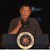 President Duterte: I may be ousted like the others but atleast, it will never be because of corruption