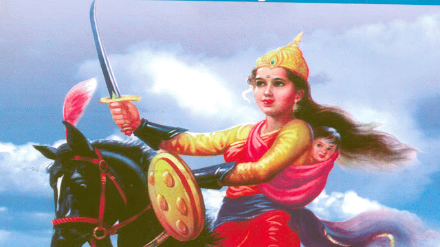 Rani LakshmiBai: Fighting till Death