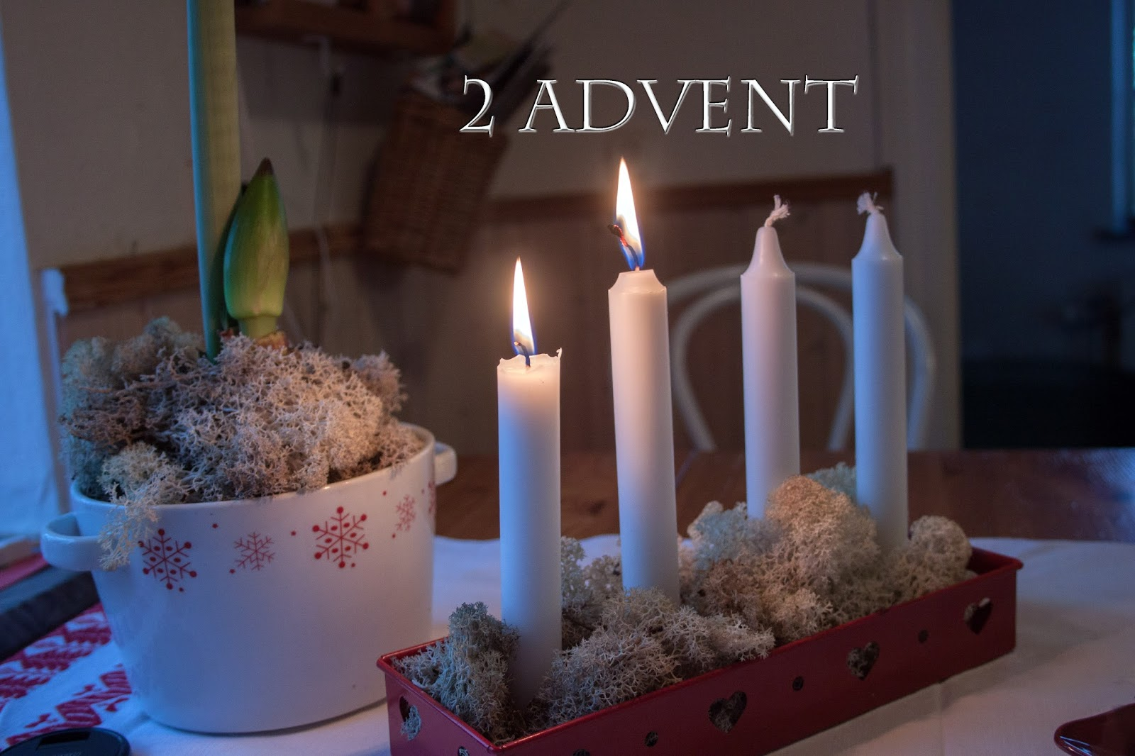 fyra rstider 2 advent. Black Bedroom Furniture Sets. Home Design Ideas