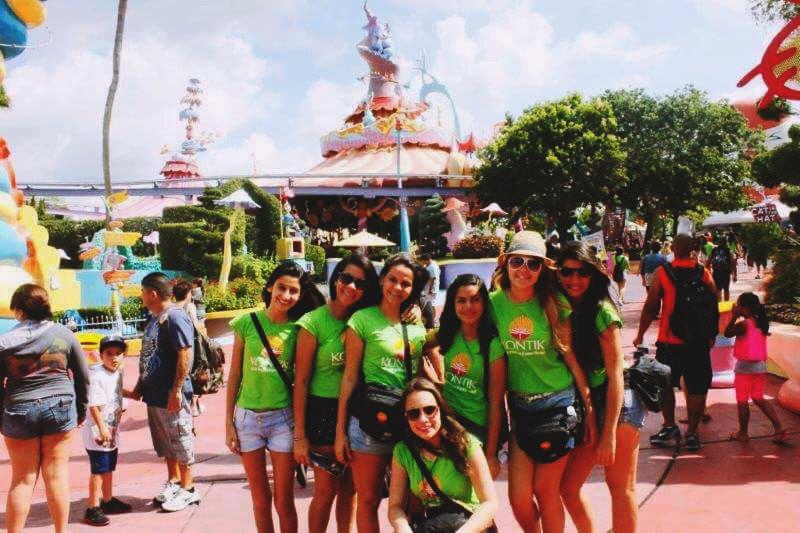 Viajando por Agência X por conta própria Parte 1 Disney Orlando 15 anos Vitória Rufino Experiência Não é Berlim blog naoeberlim