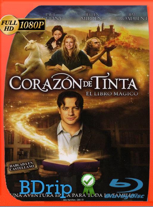 Corazón de tinta (2008) 1080p BDrip Latino [Google Drive] Tomyly
