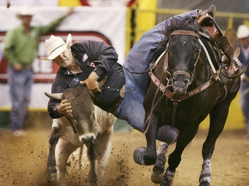Gitty Up American Rodeo Blog Action Gets Under Way At