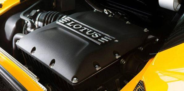 2017 Lotus Evora Sport 410 Engine