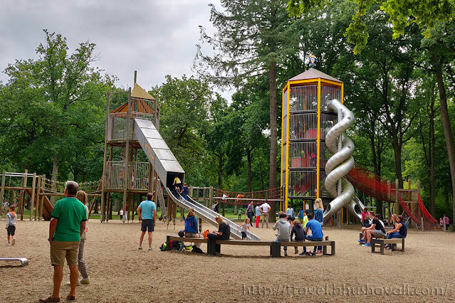 Bokrijk Playground Best places to visit in Belgium with kids