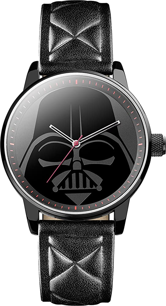 REGALO!!! Fantástico reloj de Star Wars, que te de la hora Darth Vader es algo que deseas.