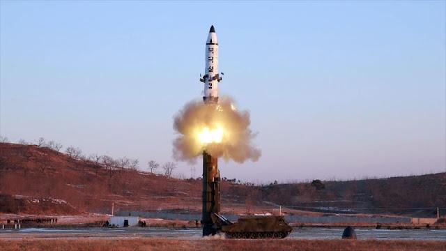 Trump amenaza con dar una contundente respuesta a Corea del Norte