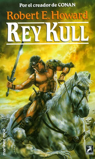 Rey Kull portada