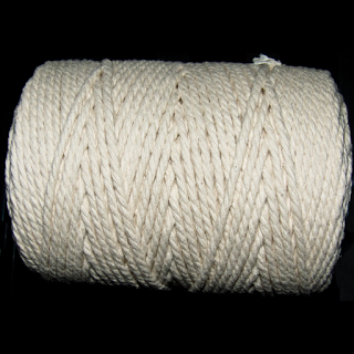 cotton cord white