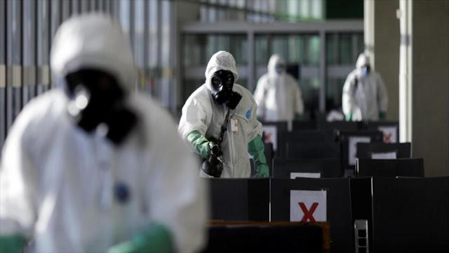 Ministro de Salud: Brasil espera 1000 muertes diarias por COVID-19