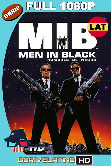Hombres de Negro (1997) BRRip 1080p Latino-Ingles MKV