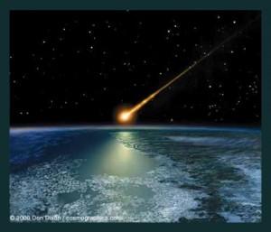 Meteor Yağmuru Nedir ?