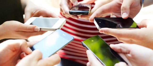merek Smartphone paling dicari