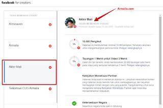 Cara Monetisasi Video Facebook Terbaru dan Syarat Monetisasi Facebook