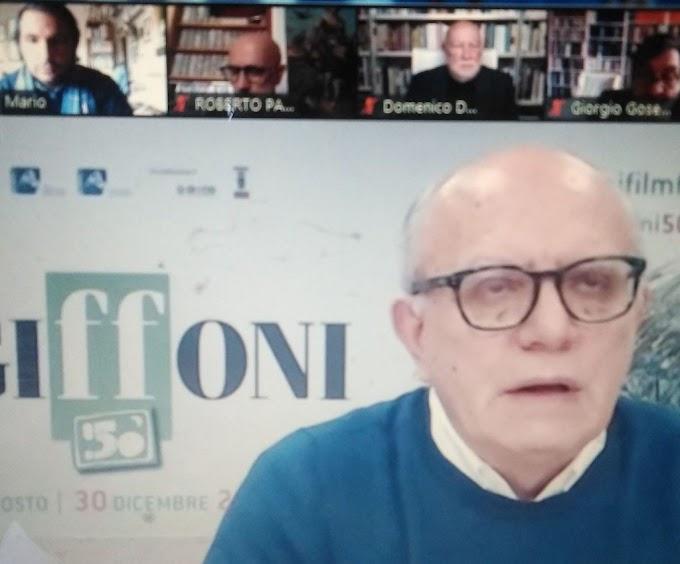 """Il Giffoni Film Festival crea un """"sistema cultura"""" con il Premio Penisola Sorrentina"""