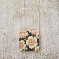 custom case bunga