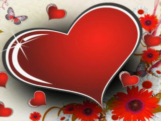 صور قلب رومانسية