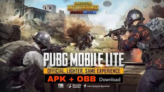 PUBG MOBILE Lite APK And OBB Download