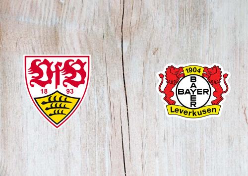 Stuttgart vs Bayer Leverkusen -Highlights 03 October 2020
