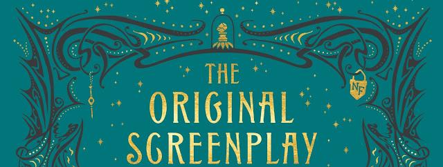 Capa do roteiro de 'Os Crimes de Grindelwald' é divulgada | Ordem da Fênix Brasileira