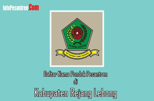 Pesantren di Kabupaten Rejang Lebong