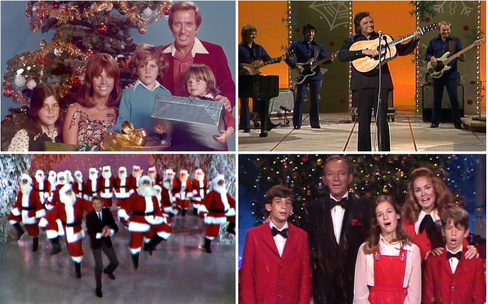 Johnny Cash, Andy Williams Christmas, and more. | MTCO News
