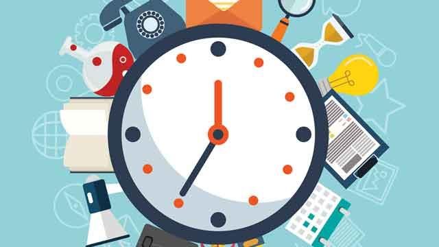 सफलता के लिए समय का प्रबंधन आवश्यक