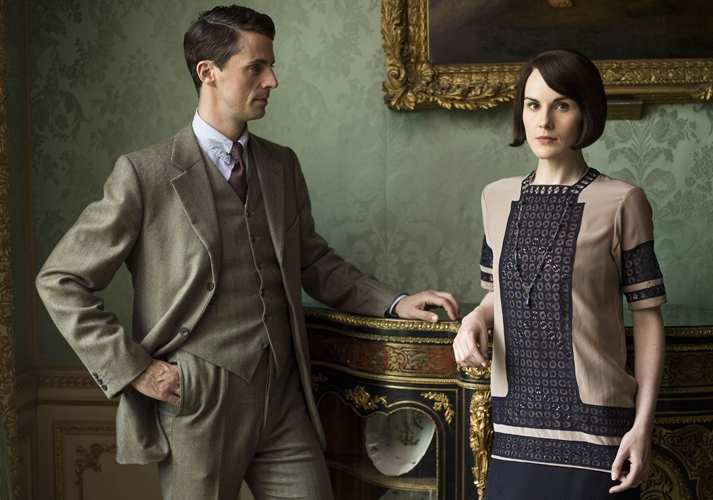 Episodio 8, de Downton Abbey