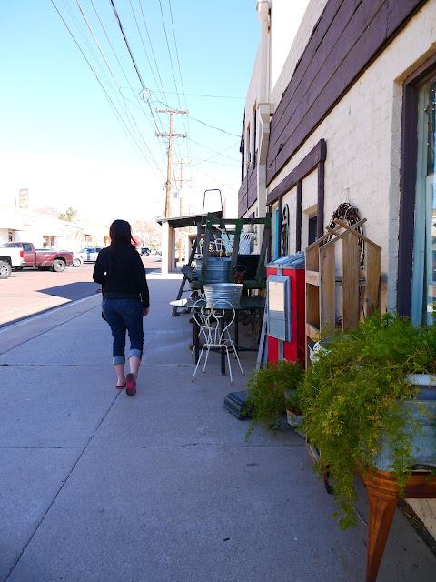 Boulder City street
