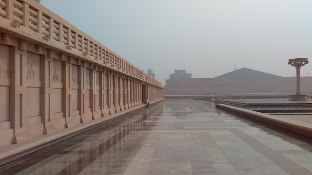walk in ambedkar park