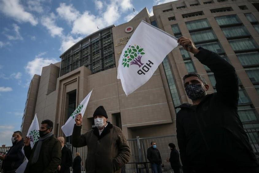 ΕΕ και ΗΠΑ καλούν την Τουρκία να μην απαγορεύσει το φιλοκουρδικό HDP