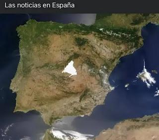 Meme Madrid nieve