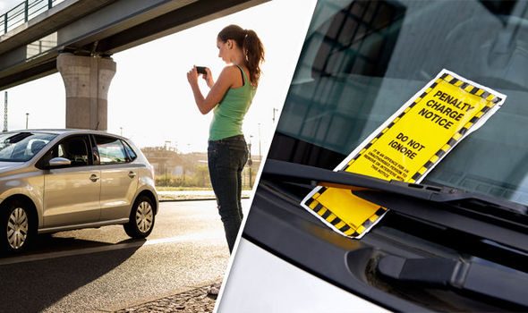 You can now report illegally parked cars and make money!