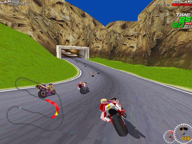 Moto Racer Game Free Download pc
