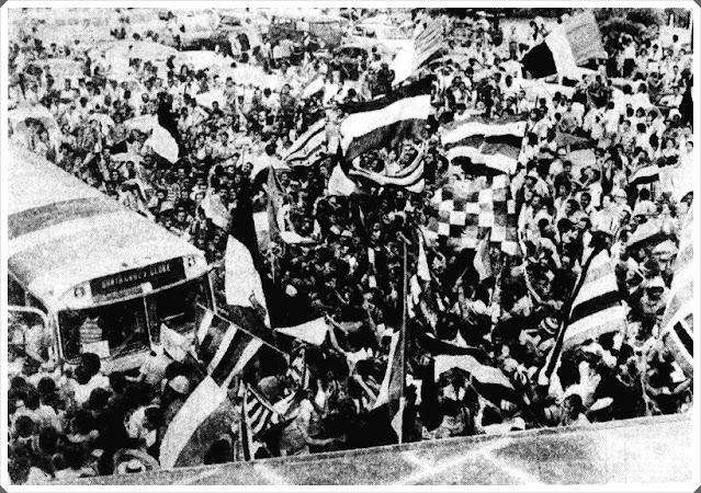 Torcida Santa Cruz 1975