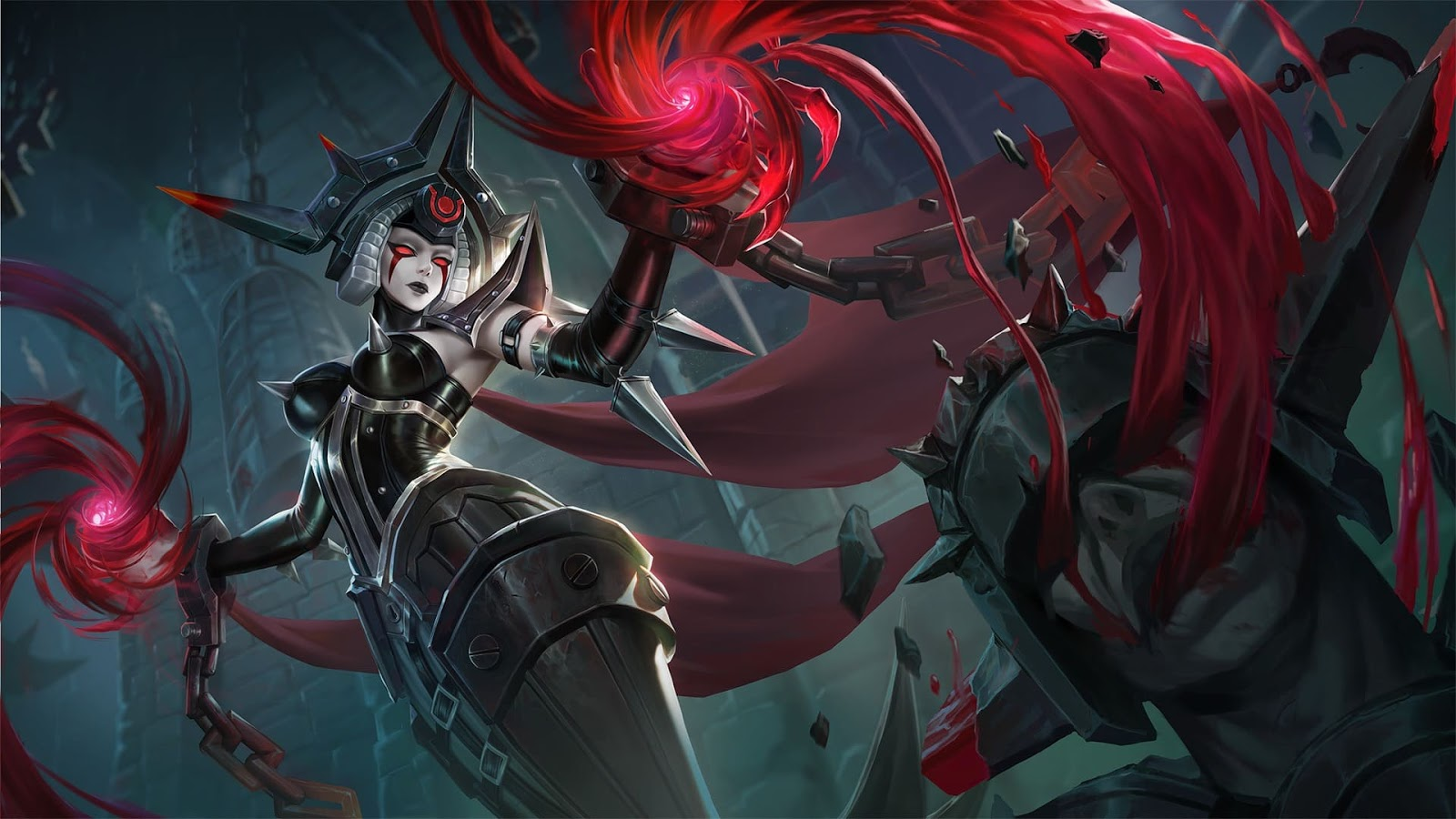 Wallpaper Vexana Imprisoner Skin Mobile Legends HD for PC