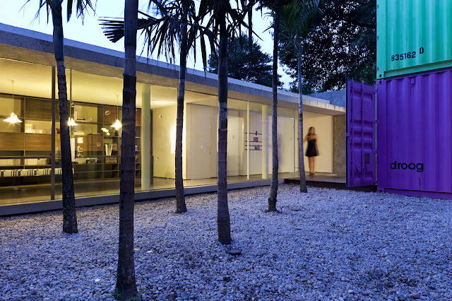 Decameron - Low Budget Colorful Shipping Container Store, Brazil 5